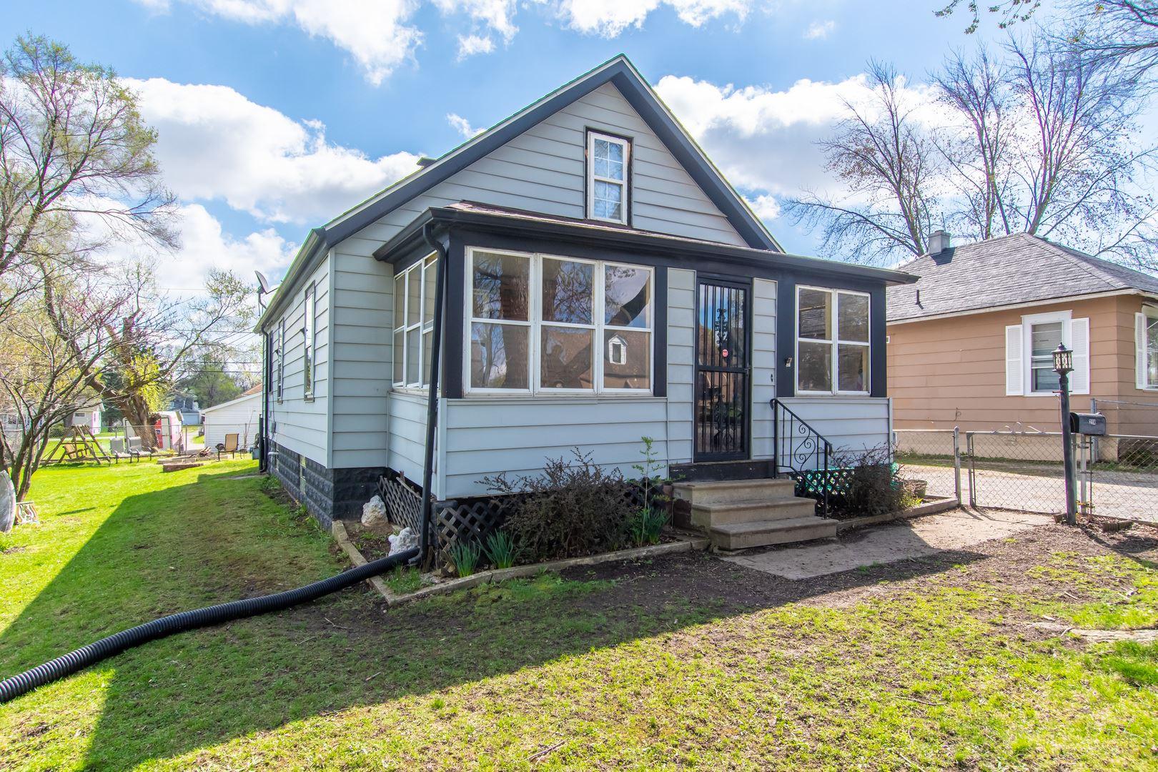 Photo of 214 Jessie Street, Joliet, IL 60433 (MLS # 11056165)