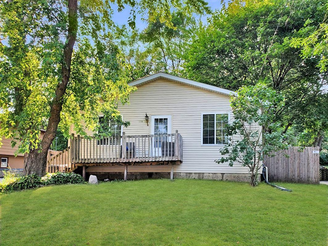 118 Manor Avenue, Fox Lake, IL 60020 - #: 11194166