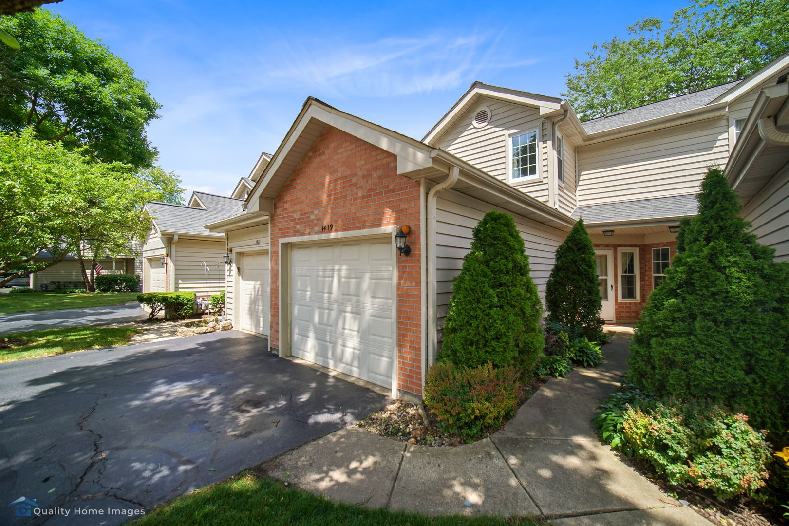 1419 Golfview Drive, Glendale Heights, IL 60139 - #: 10762167