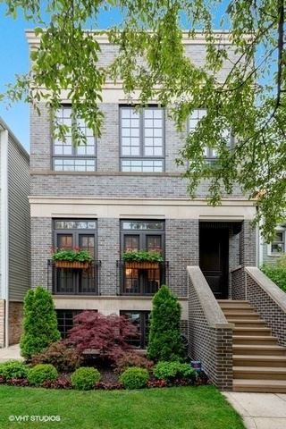 Photo for 1306 West Byron Street, Chicago, IL 60613 (MLS # 10585168)