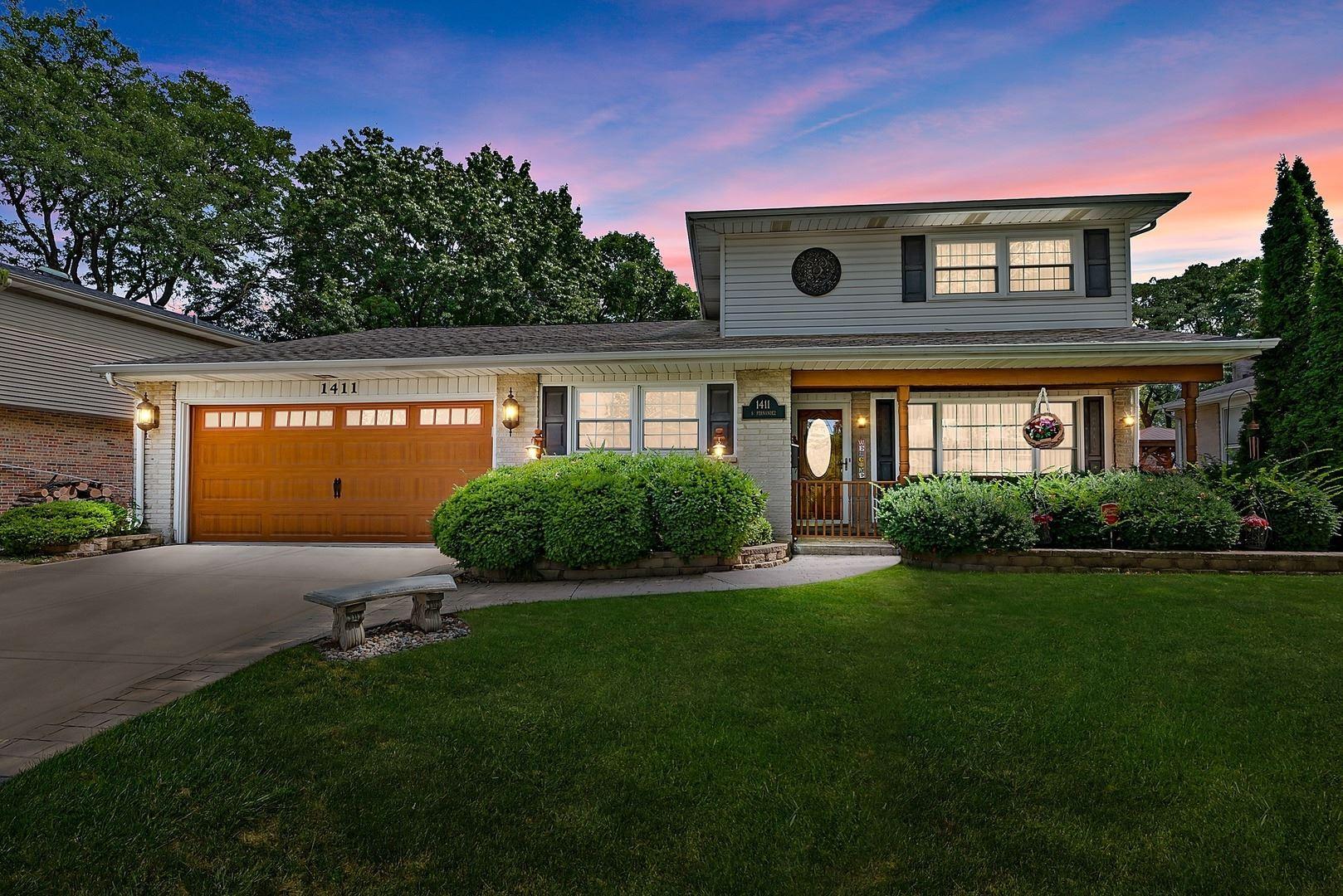 1411 S Fernandez Avenue, Arlington Heights, IL 60005 - #: 11206168