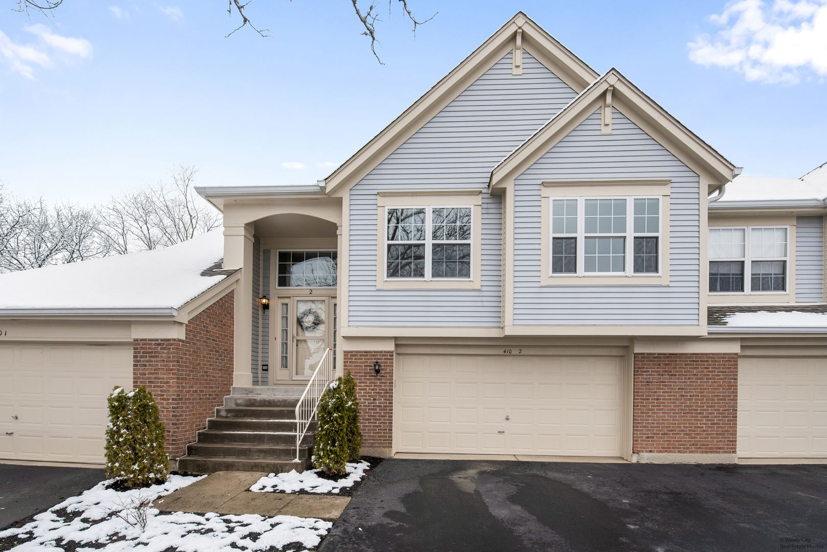 410 Cromwell Circle #2, Bartlett, IL 60103 - #: 10678169