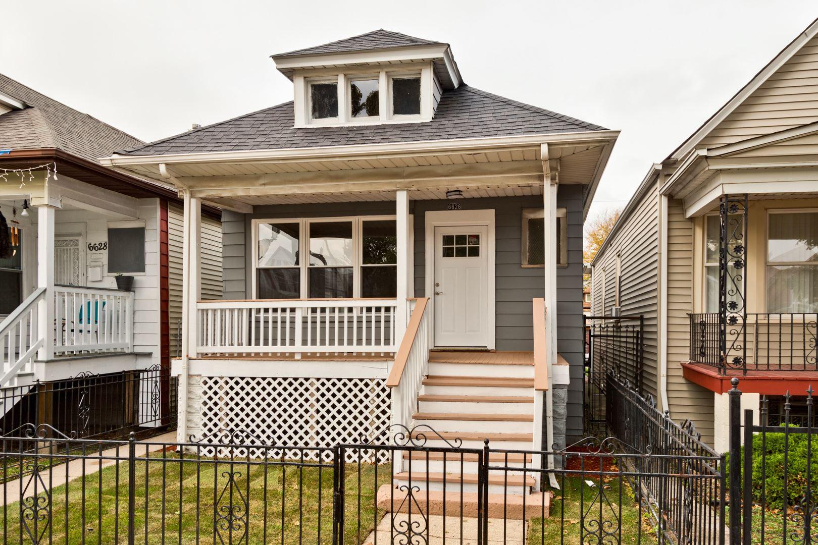 Photo for 6626 S Oakley Avenue, Chicago, IL 60636 (MLS # 10910169)