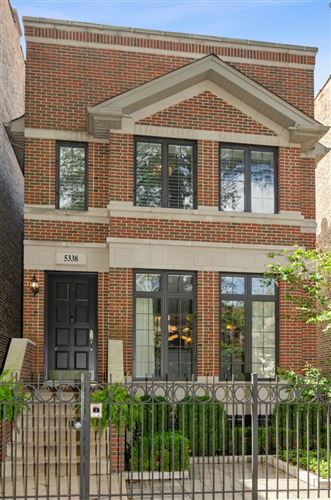 Photo of 5338 N PAULINA Street, Chicago, IL 60640 (MLS # 11080171)