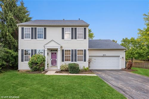 Photo of 603 Genesee Drive, Naperville, IL 60563 (MLS # 11253171)