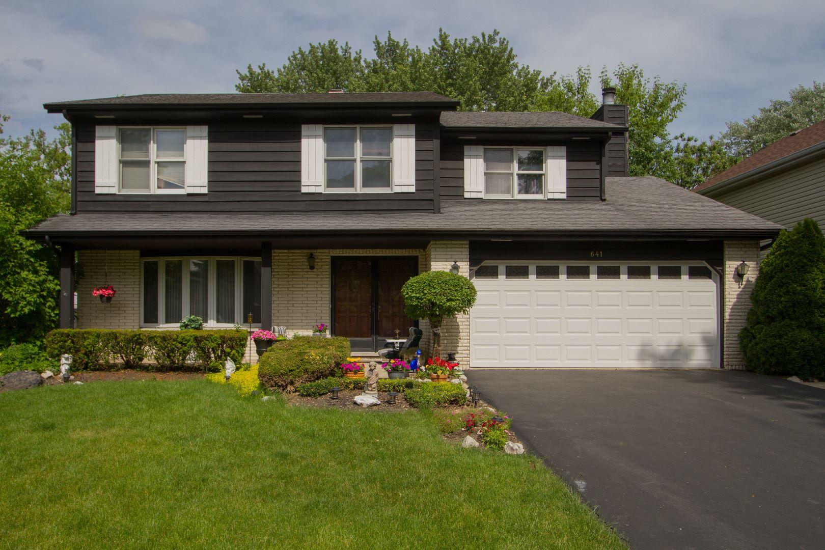 641 Blue Spruce Lane, Mundelein, IL 60060 - #: 10755171