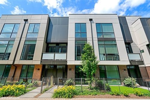 Photo of 1904 N Campbell Avenue #D, Chicago, IL 60647 (MLS # 10606172)