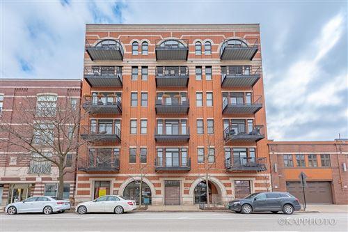 Photo of 1355 W Washington Boulevard #4C, Chicago, IL 60607 (MLS # 10679172)
