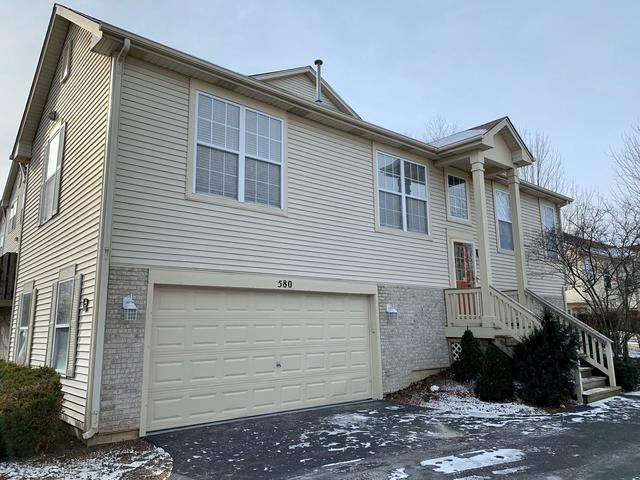 580 Littleton Trail UNIT 27-1, Elgin, IL 60120 - #: 10608172