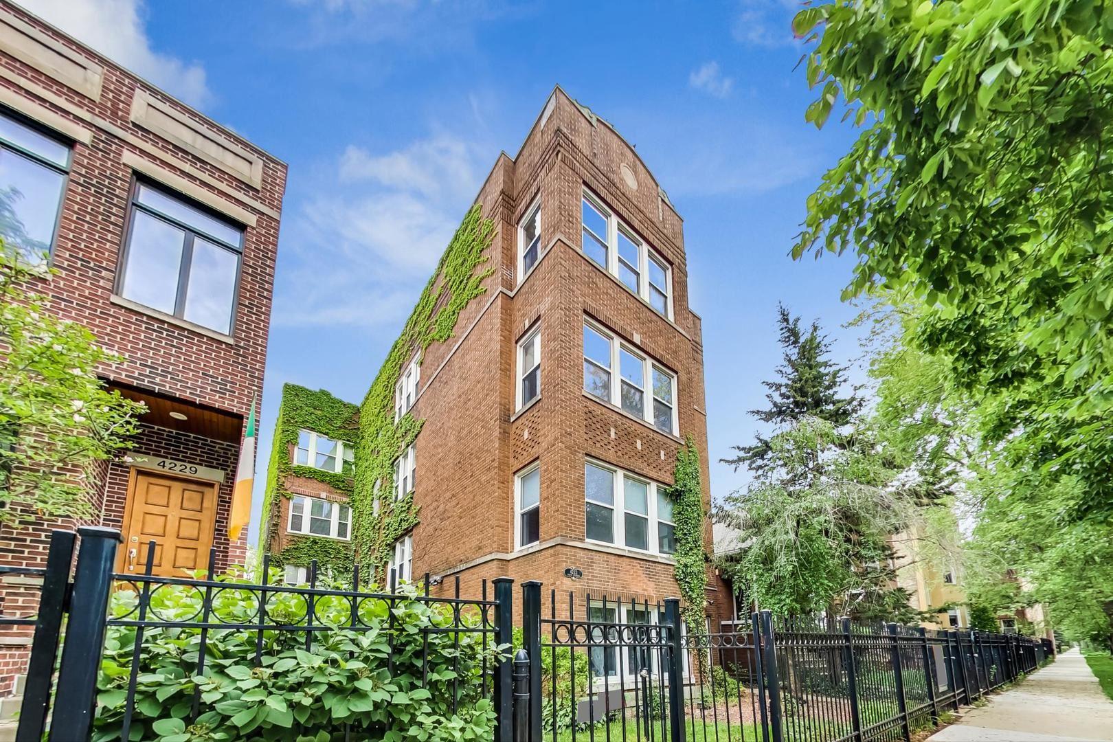 4223 N Richmond Street #3R, Chicago, IL 60618 - #: 10657172