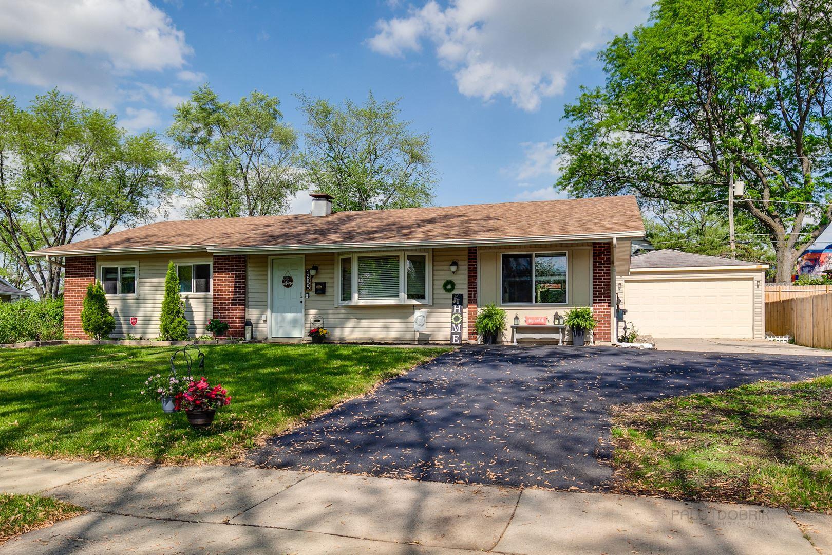 1685 Bedford Road, Hoffman Estates, IL 60169 - #: 11105172