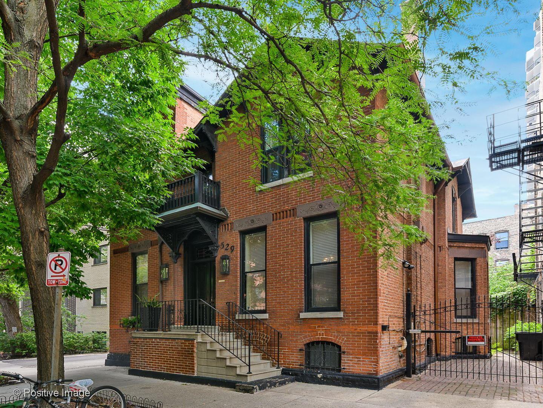 529 W WRIGHTWOOD Avenue, Chicago, IL 60614 - #: 11205172