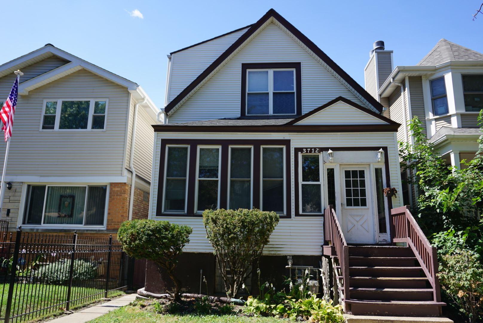 3712 N Francisco Avenue, Chicago, IL 60618 - #: 11214172