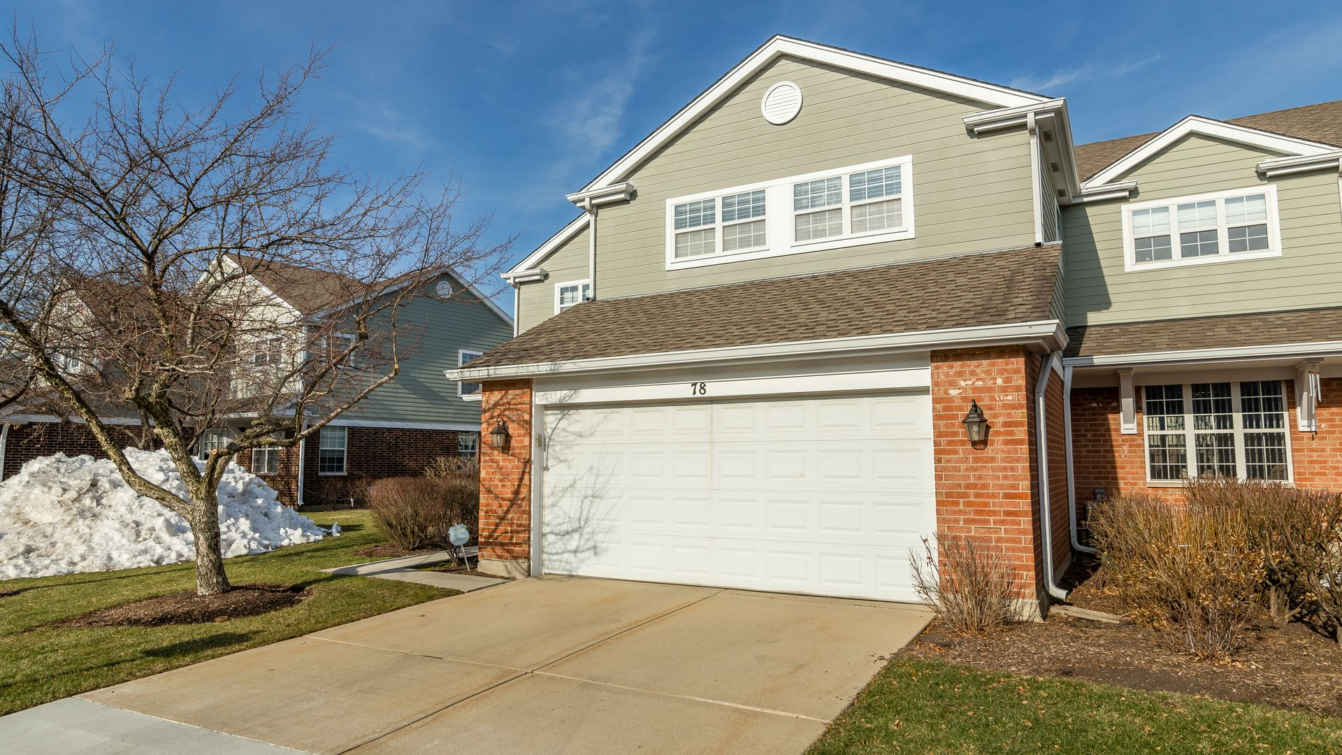 78 Caribou Crossing, Northbrook, IL 60062 - #: 11093173