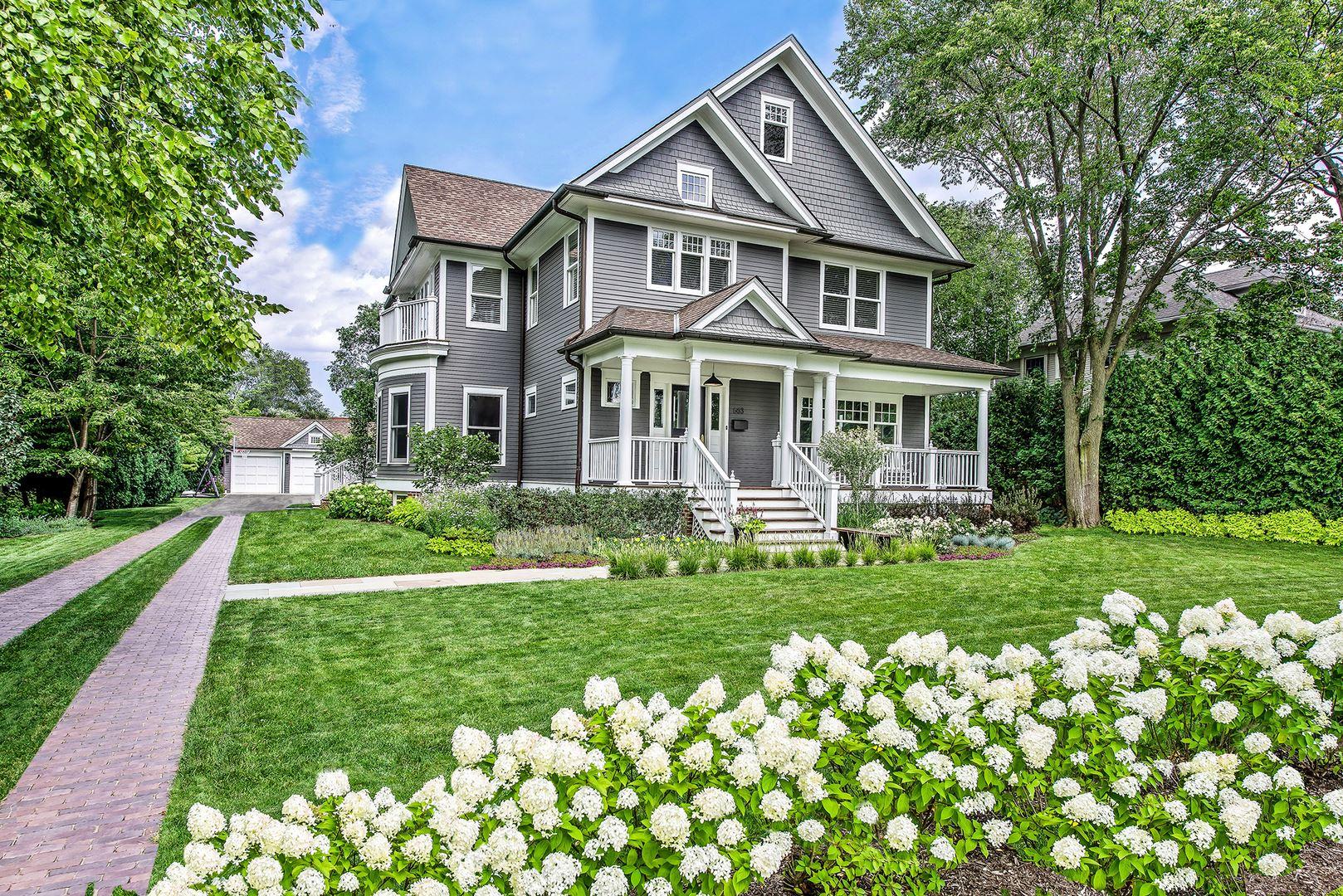 663 Greenwood Avenue, Glencoe, IL 60022 - #: 10709174