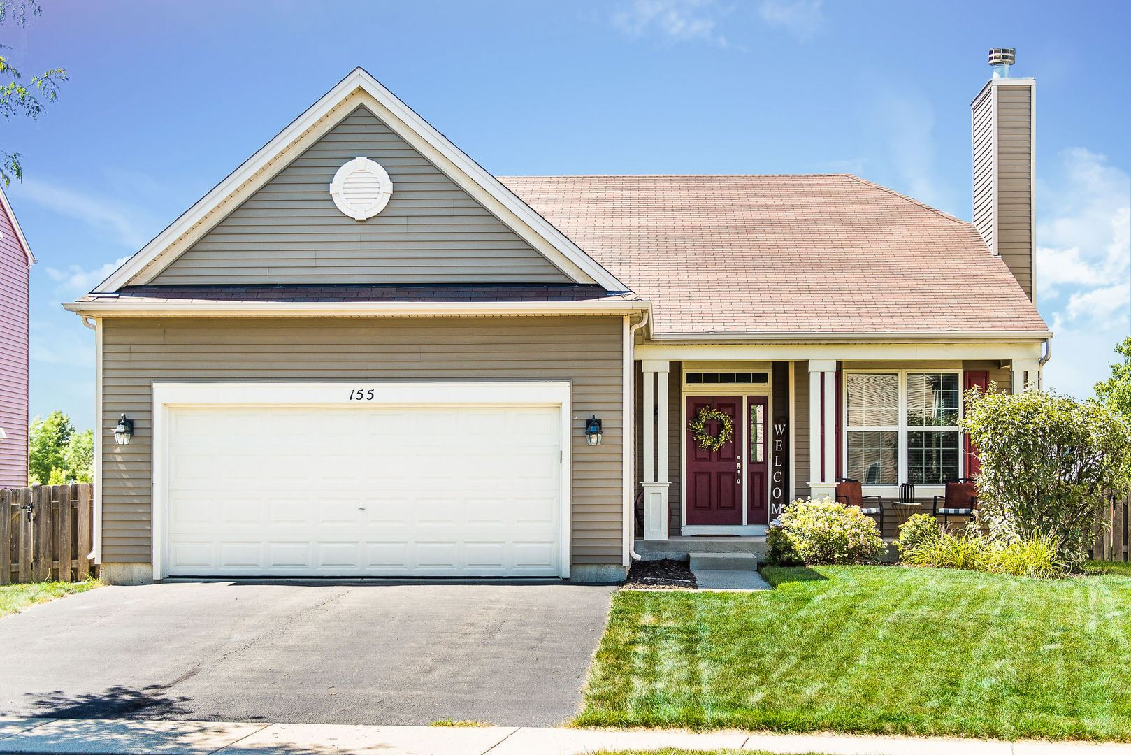 155 E Warbler Avenue, Cortland, IL 60112 - #: 10817174