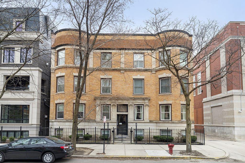 2026 N Howe Street #3N, Chicago, IL 60614 - #: 11102174