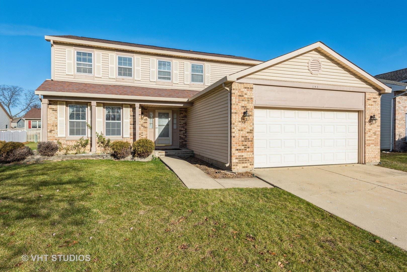 653 Wainsford Drive, Hoffman Estates, IL 60169 - #: 10934176
