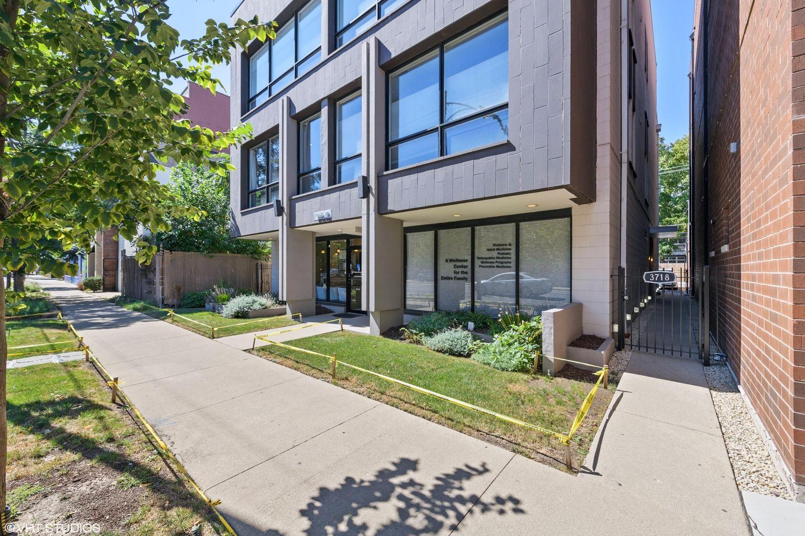 3718 N Ashland Avenue #202, Chicago, IL 60613 - #: 11243176
