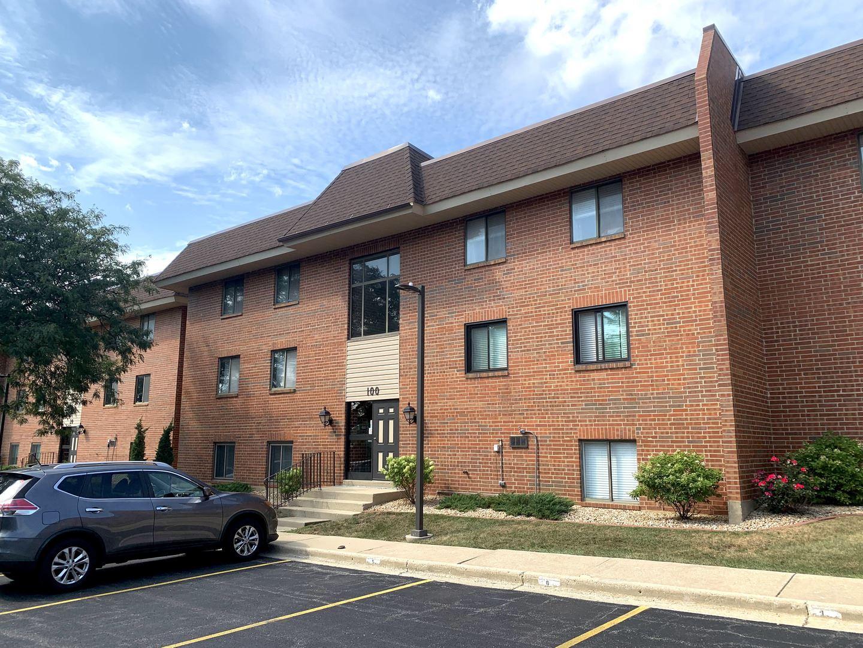 100 E Fountainview Lane #3A, Lombard, IL 60148 - #: 11244176