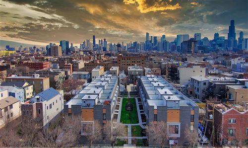 Photo of 525 N BISHOP Street #1C, Chicago, IL 60642 (MLS # 11050177)