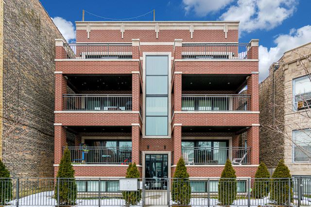 2506 N Rockwell Street #3S, Chicago, IL 60647 - #: 10776177