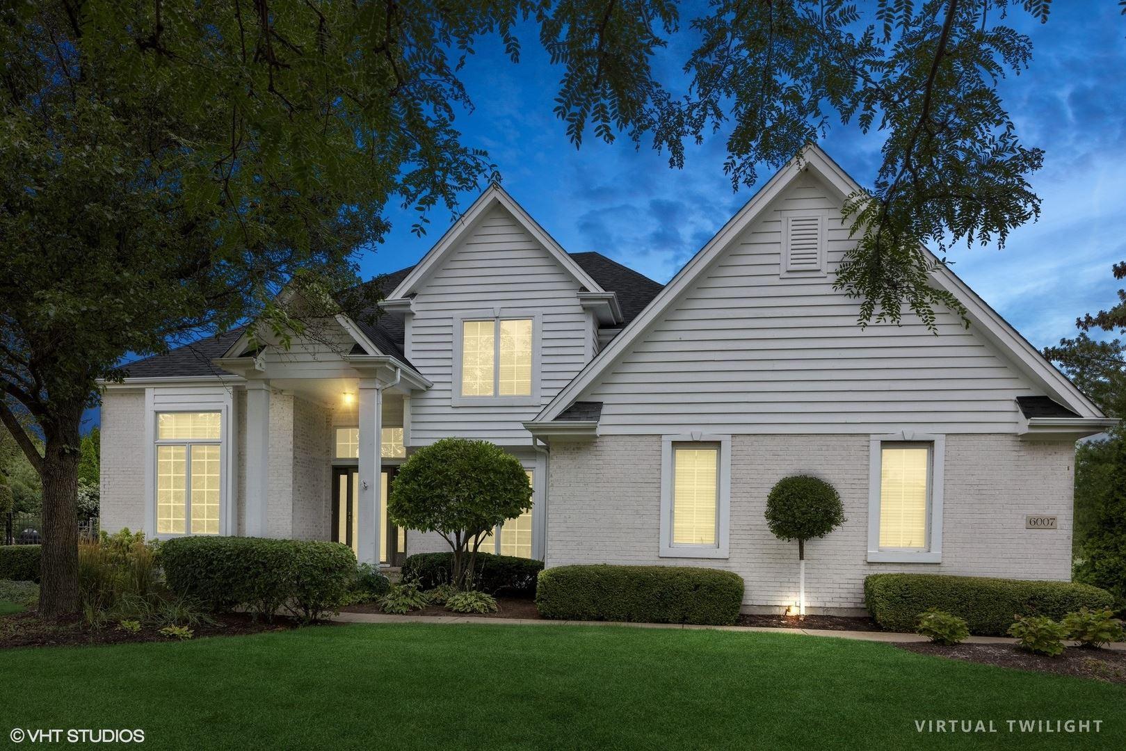 6007 Brookridge Drive, Plainfield, IL 60586 - #: 11245177