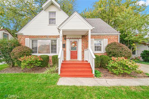 Photo of 1840 187th Street, Homewood, IL 60430 (MLS # 11254178)