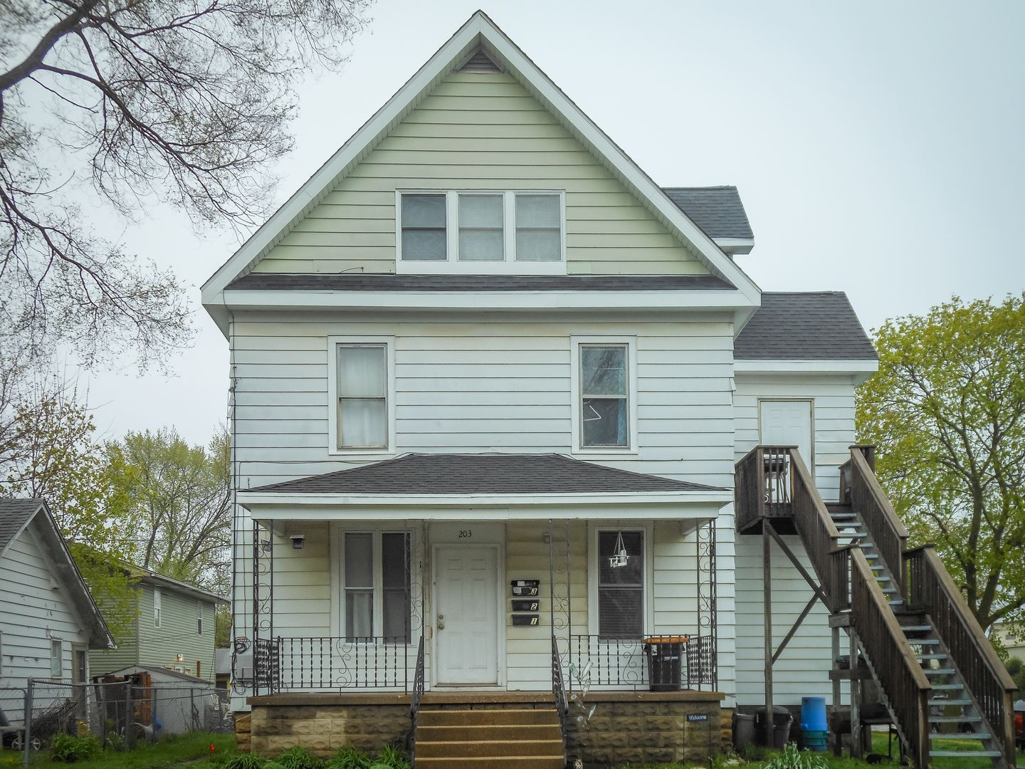 203 5th Avenue, Rochelle, IL 61068 - #: 10363178