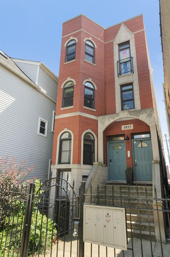 1955 W Melrose Street #1, Chicago, IL 60657 - #: 10772178