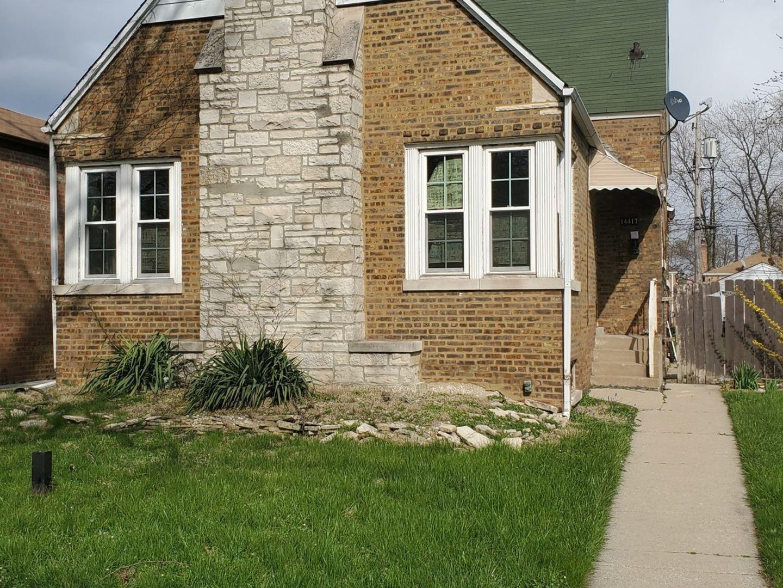 14417 S Eggleston Avenue, Riverdale, IL 60827 - #: 10694180