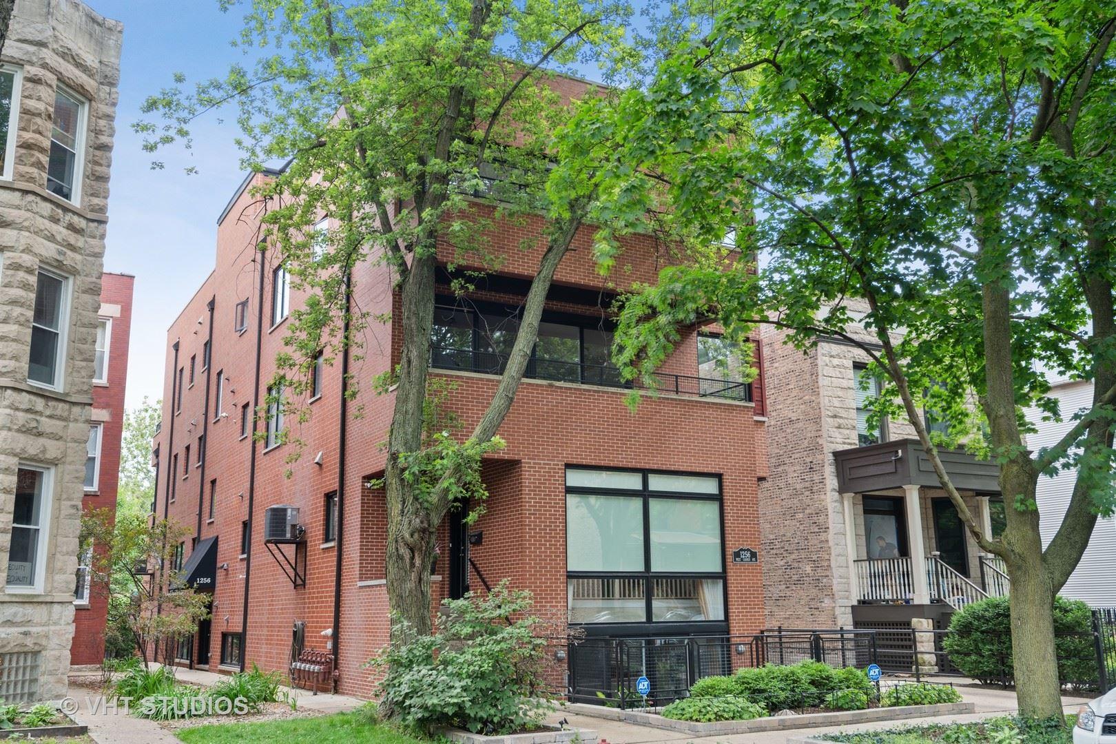 1256 W Carmen Avenue #1N, Chicago, IL 60640 - #: 10815180