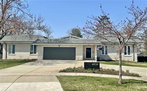 Photo of 4836 Johnson Avenue, Western Springs, IL 60558 (MLS # 11043182)