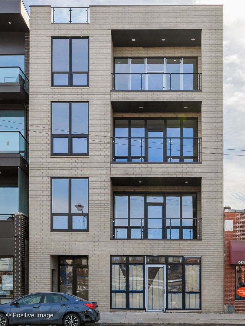 2341 W Chicago Avenue #4F, Chicago, IL 60622 - #: 10665182
