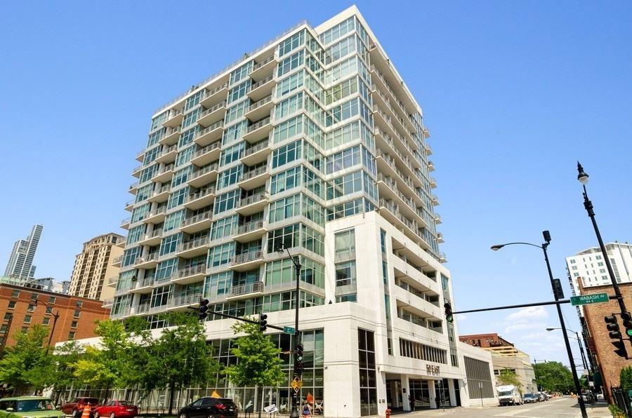 50 E 16th Street #1206, Chicago, IL 60616 - #: 10753182