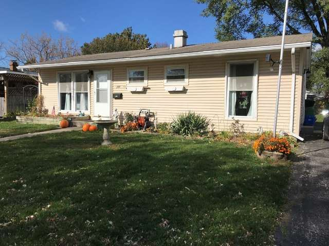 208 Sioux Avenue, Carpentersville, IL 60110 - #: 10924182