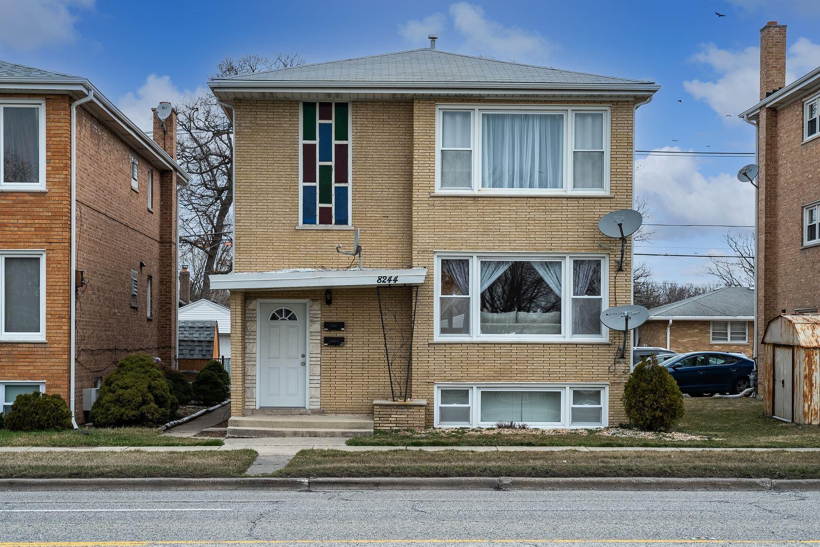 8244 W 95th Street, Hickory Hills, IL 60457 - #: 11015182
