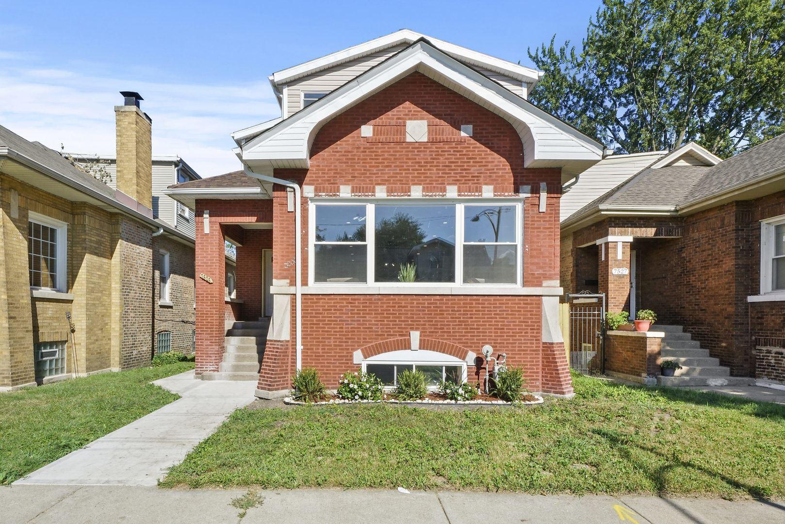 7525 S Luella Avenue, Chicago, IL 60619 - #: 10855184