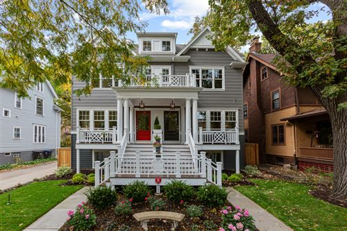 Photo of 1118 Elmwood Avenue, Evanston, IL 60202 (MLS # 10913185)