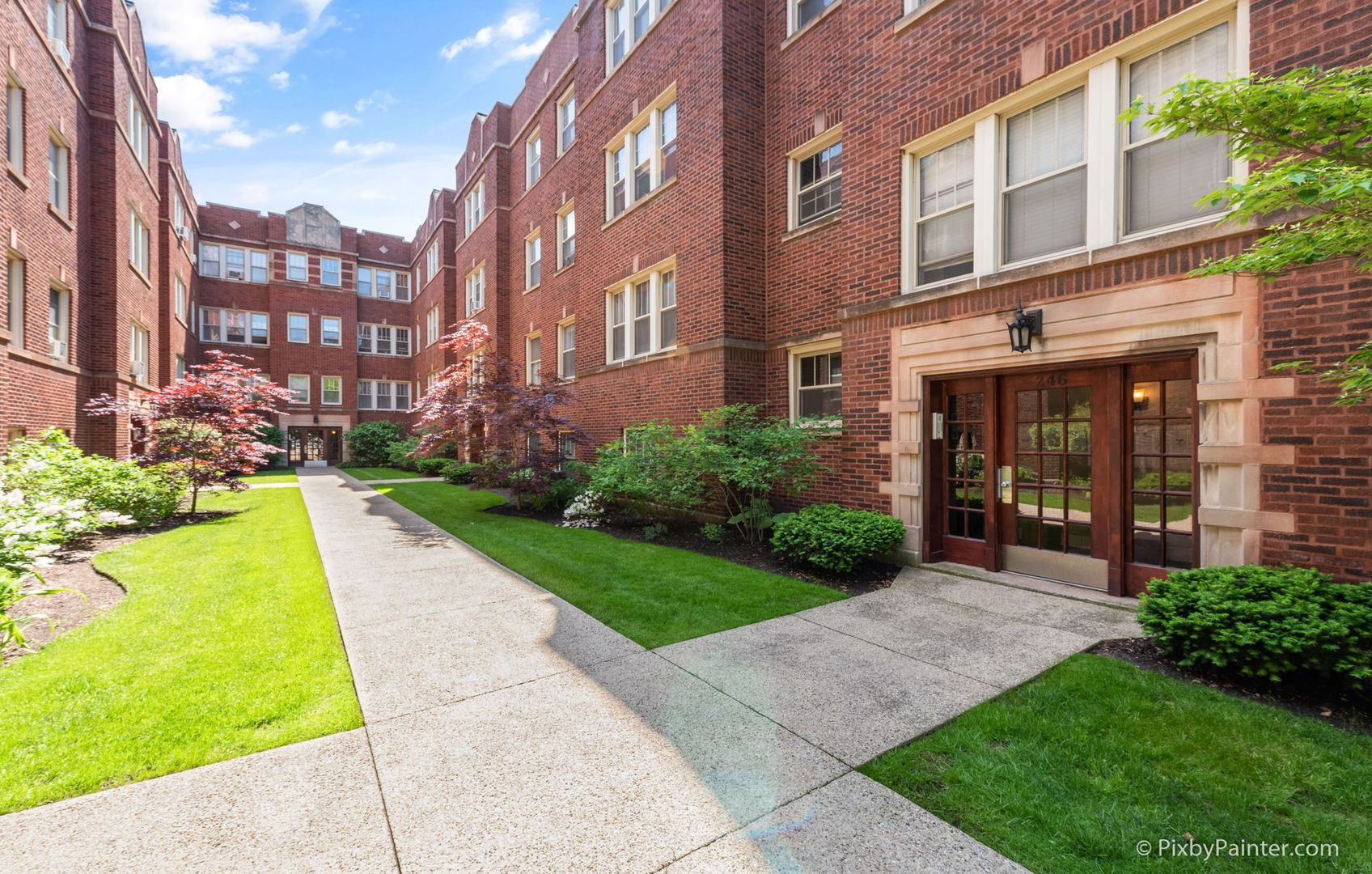 246 S Maple Avenue #1E, Oak Park, IL 60302 - #: 10736185