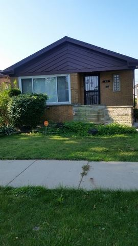 Photo of 319 East 89th Place, Chicago, IL 60619 (MLS # 10642186)