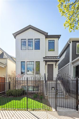 Photo of 4034 N MAPLEWOOD Avenue, Chicago, IL 60618 (MLS # 11058186)