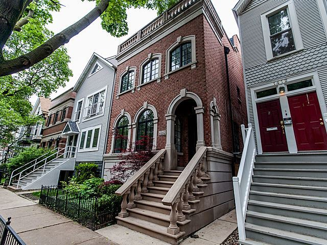 1414 W George Street, Chicago, IL 60657 - #: 10721186