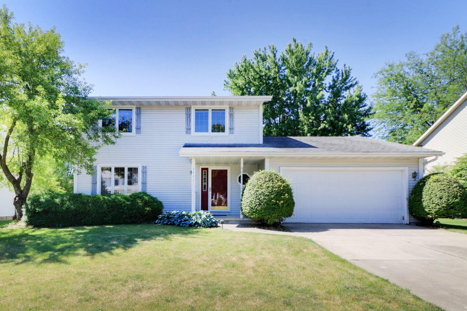 3411 Fountain Lake Drive, Bloomington, IL 61704 - #: 10761186