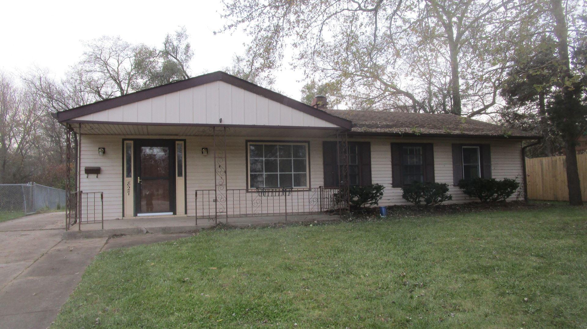 827 Parkside Court, Streamwood, IL 60107 - #: 10663187
