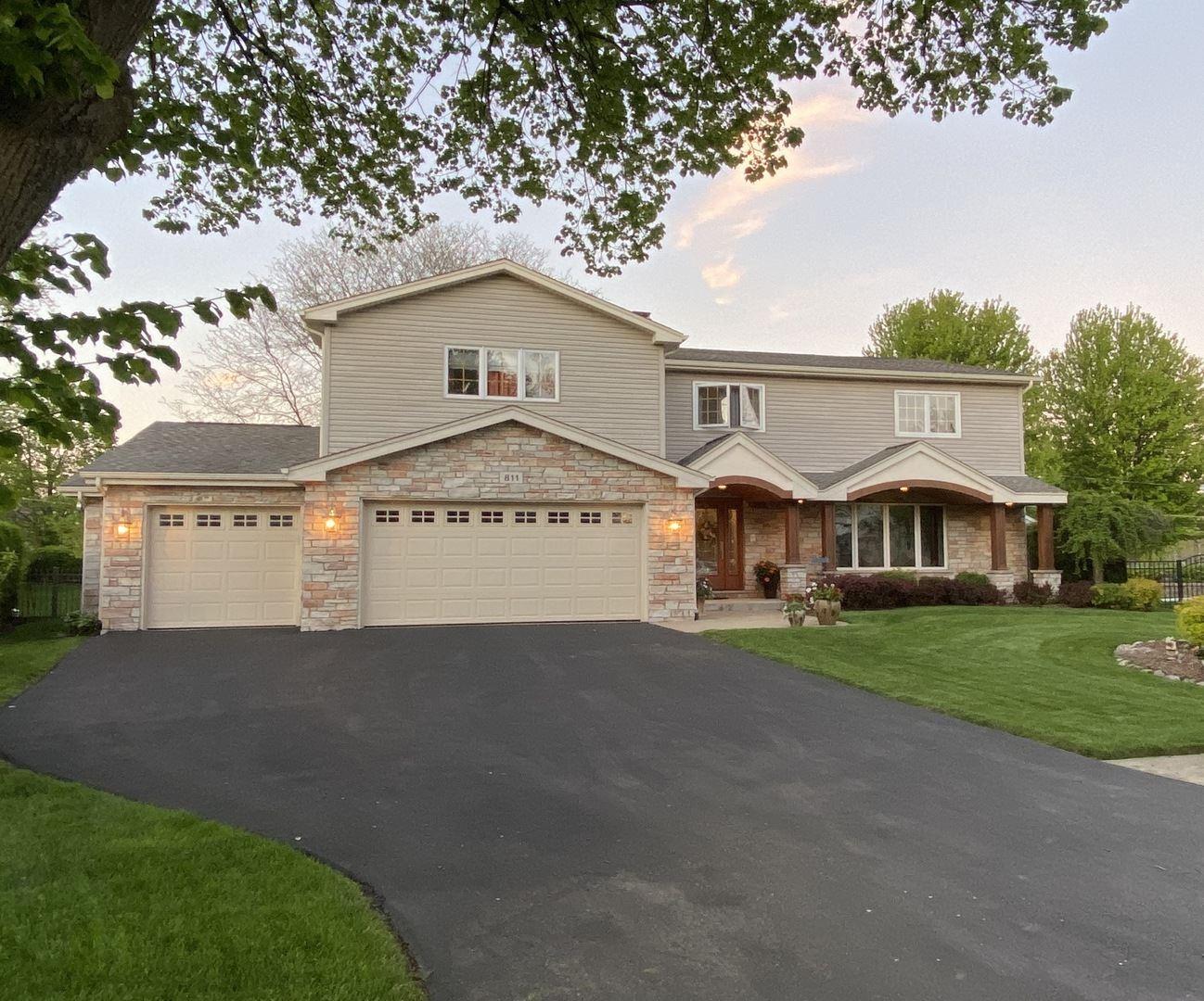 811 N Newberry Lane, Mount Prospect, IL 60056 - #: 10724187