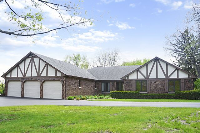 1457 Turkey Trail, Inverness, IL 60067 - #: 10725187