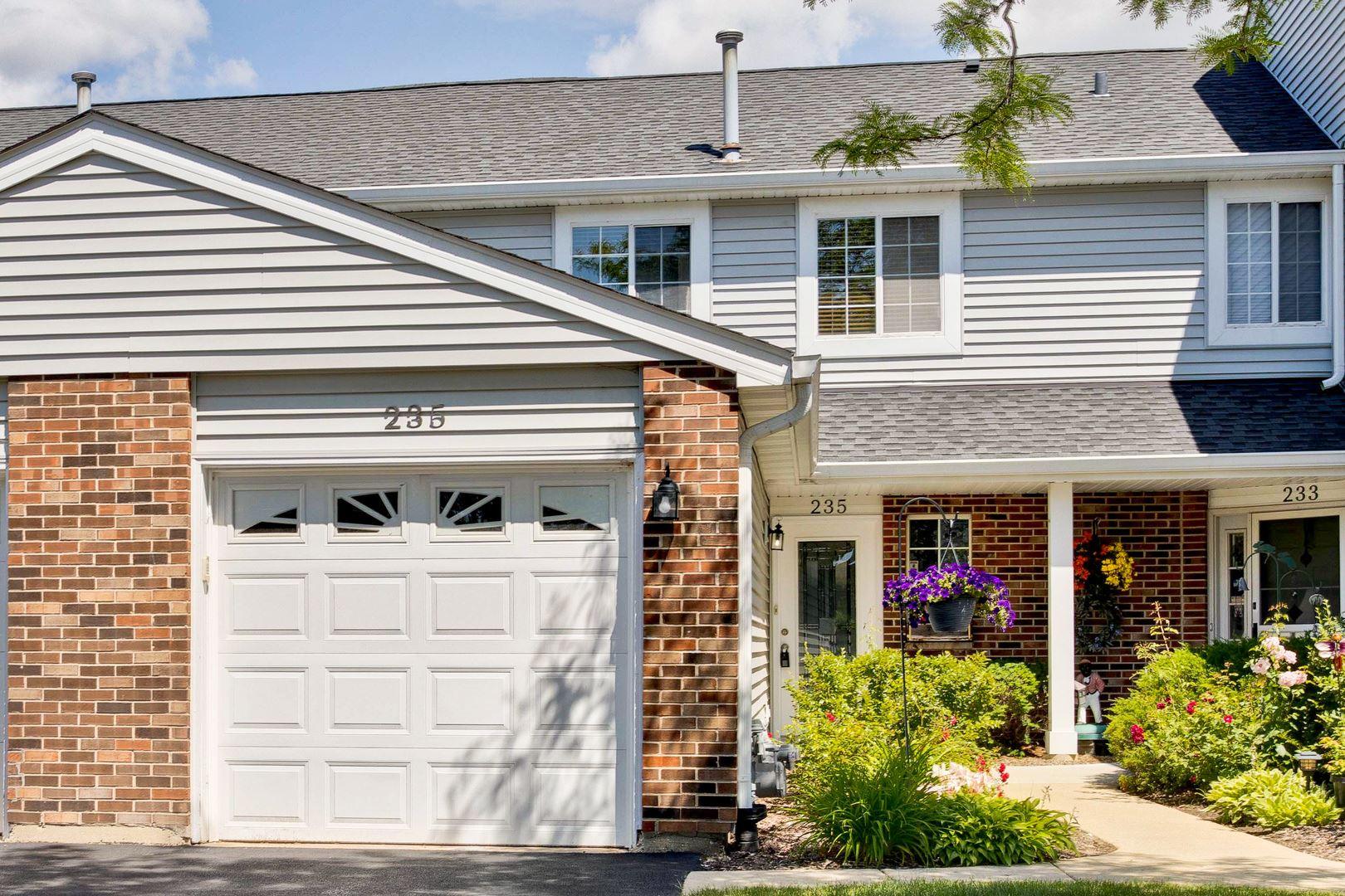 235 Brittany Drive #24E1, Streamwood, IL 60107 - #: 10760187