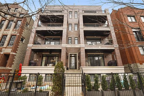 Photo of 843 W Buckingham Place #4E, Chicago, IL 60657 (MLS # 10627188)