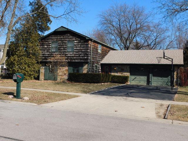 293 Indian Hill Drive, Buffalo Grove, IL 60089 - #: 10656189